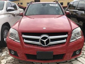 Mercedes-Benz GLK-Class 2011 350 4MATIC Red | Cars for sale in Lagos State, Ogba