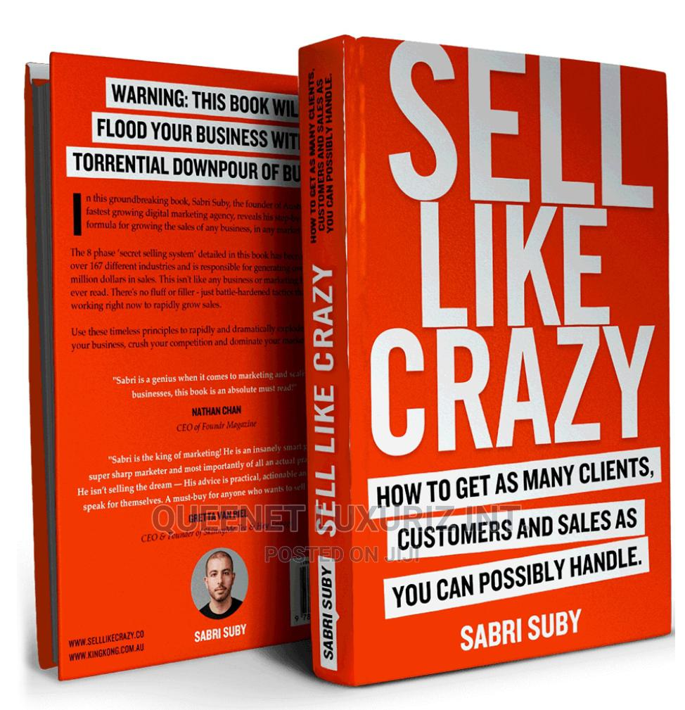 Sell Like Crazy ( E--book By