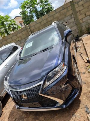 Lexus RX 2013 350 AWD Blue | Cars for sale in Lagos State, Yaba