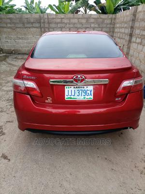 Toyota Camry 2009 Red | Cars for sale in Ondo State, Akure