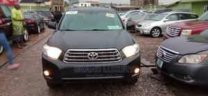 Toyota Highlander 2008 Limited Black   Cars for sale in Lagos State, Ogba