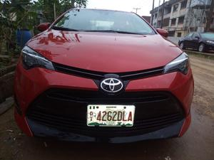 Toyota Corolla 2018 Red   Cars for sale in Lagos State, Isolo