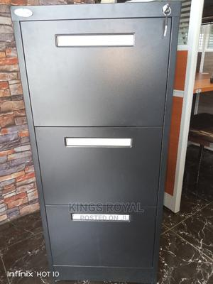 Imported Executive Office Filling Cabinet 3 Drawers   Furniture for sale in Lagos State, Ogba