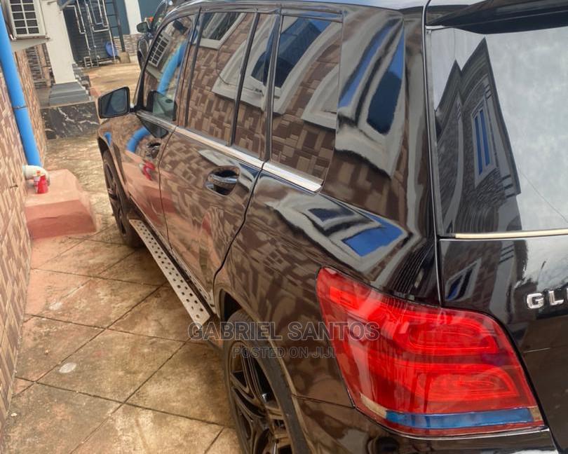 Mercedes-Benz GLK-Class 2010 350 4MATIC Black | Cars for sale in Benin City, Edo State, Nigeria