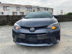 Toyota Corolla 2016 Gray   Cars for sale in Lagos State, Surulere