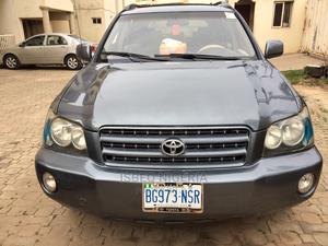 Toyota Highlander 2004 Limited V6 4x4 Gray | Cars for sale in Abuja (FCT) State, Garki 2
