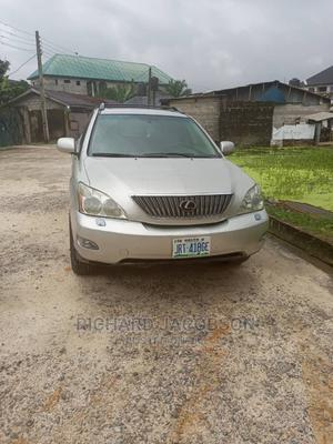Lexus RX 2006 330 AWD Silver | Cars for sale in Delta State, Warri