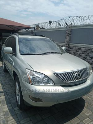 Lexus RX 2007 350 Silver | Cars for sale in Lagos State, Surulere