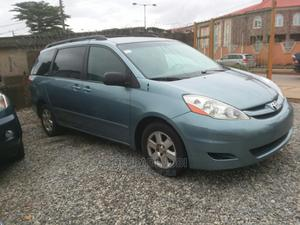 Toyota Sienna 2008 LE Blue | Cars for sale in Lagos State, Abule Egba