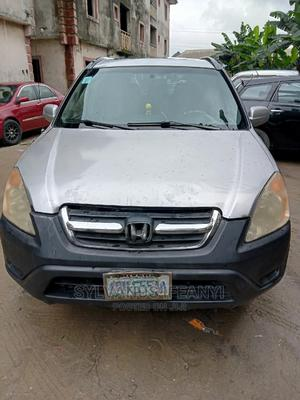 Honda CR-V 2003 Silver | Cars for sale in Rivers State, Port-Harcourt