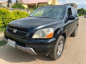 Honda Pilot 2005 LX 4x4 (3.5L 6cyl 5A) Black | Cars for sale in Abuja (FCT) State, Jabi