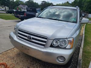Toyota Highlander 2002 Silver | Cars for sale in Lagos State, Ikeja