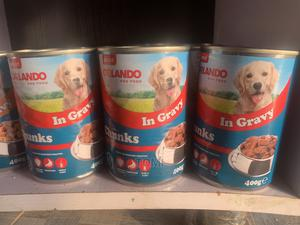 Orlando Can Food | Pet's Accessories for sale in Lagos State, Ikorodu