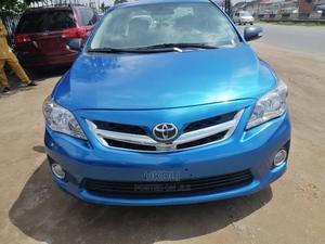Toyota Corolla 2010 Blue   Cars for sale in Lagos State, Ojodu