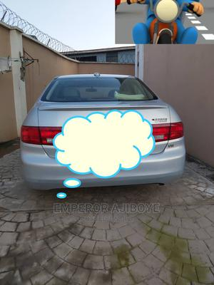 Honda Accord 2005 Automatic Silver   Cars for sale in Lagos State, Ikeja