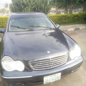 Mercedes-Benz C240 2003 Blue | Cars for sale in Abuja (FCT) State, Central Business District