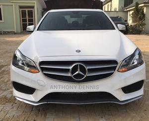 Mercedes-Benz E350 2014 White | Cars for sale in Lagos State, Ilupeju