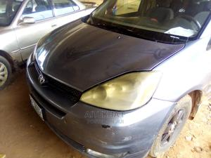 Toyota Sienna 2005 Gray | Cars for sale in Lagos State, Ifako-Ijaiye