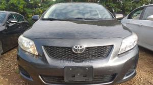 Toyota Corolla 2009 1.8 Exclusive Automatic Gray   Cars for sale in Abuja (FCT) State, Central Business District