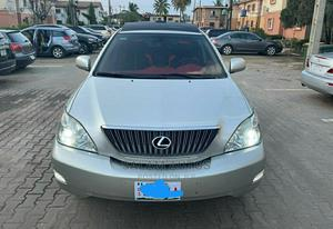 Lexus RX 2008 Silver | Cars for sale in Lagos State, Ogba