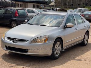 Honda Accord 2005 Silver   Cars for sale in Plateau State, Jos