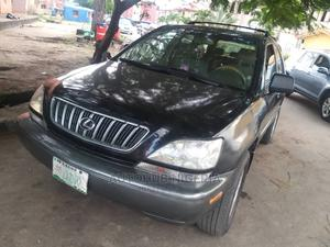Lexus RX 2003 300 2WD Black | Cars for sale in Lagos State, Amuwo-Odofin