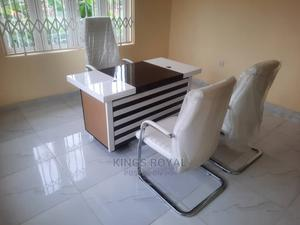 Imported Executive Office Table With the Executive Chairs   Furniture for sale in Lagos State, Lekki