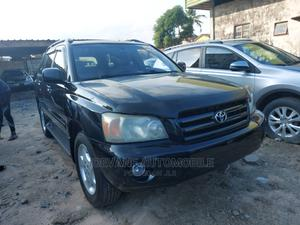 Toyota Highlander 2007 Limited V6 Black | Cars for sale in Lagos State, Isolo