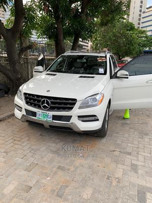 Mercedes-Benz M Class 2012 ML 350 4Matic White | Cars for sale in Lagos State, Victoria Island