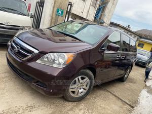 Honda Odyssey 2008 Red | Cars for sale in Lagos State, Ikeja
