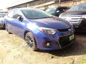 Toyota Corolla 2016 Blue   Cars for sale in Lagos State, Isolo