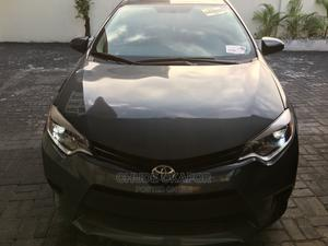 Toyota Corolla 2014 Gray   Cars for sale in Lagos State, Ajah