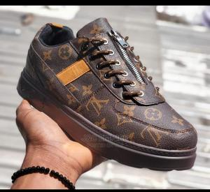 Louis Vuitton Canvas | Shoes for sale in Lagos State, Amuwo-Odofin