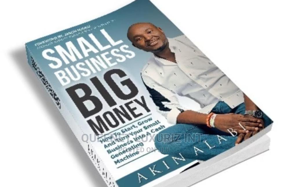 (E--Book) Small Business, Big Money