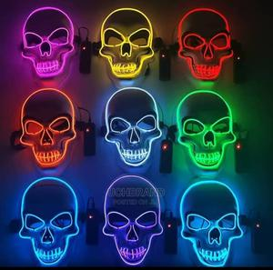 LED Face Mask   Stage Lighting & Effects for sale in Lagos State, Ojo