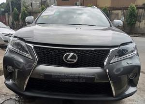 Lexus RX 2015 Gray | Cars for sale in Lagos State, Ikeja
