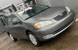 Toyota Corolla 2006 LE Gray   Cars for sale in Lagos State, Abule Egba