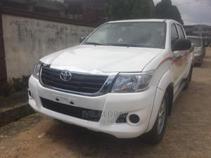 Toyota Hilux 2012 White | Cars for sale in Lagos State, Maryland
