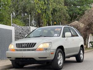 Lexus RX 2004 330 White | Cars for sale in Abuja (FCT) State, Asokoro