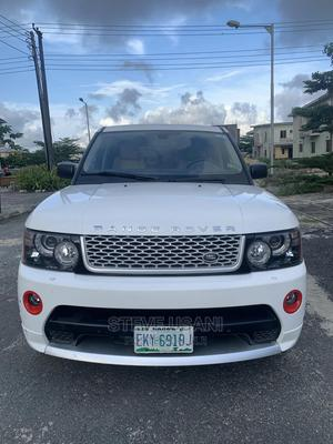 Land Rover Range Rover 2008 White | Cars for sale in Lagos State, Ajah