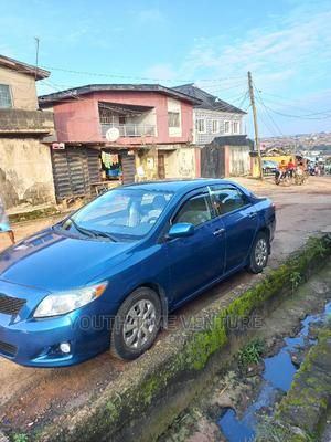 Toyota Corolla 2009 Blue   Cars for sale in Lagos State, Alimosho