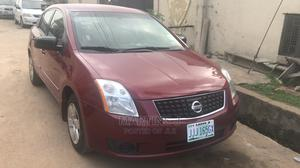 Nissan Sentra 2008 2.0 S Red   Cars for sale in Lagos State, Ikeja