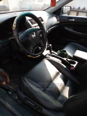 Honda Accord 2004 Automatic Silver | Cars for sale in Rivers State, Port-Harcourt