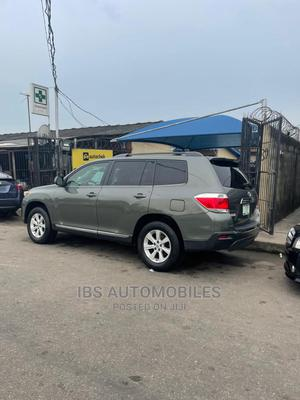 Toyota Highlander 2012 Limited Green | Cars for sale in Lagos State, Surulere