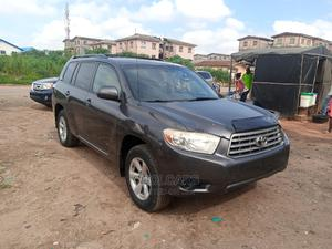 Toyota Highlander 2007 Limited V6 Gray | Cars for sale in Lagos State, Isolo