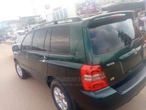 Toyota Highlander 2003 Green | Cars for sale in Ogun State, Sagamu
