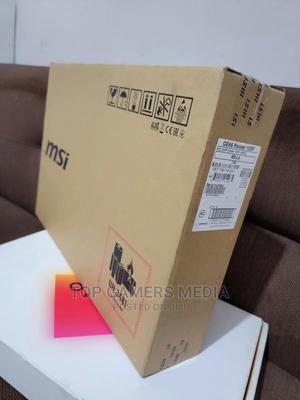 New Laptop MSI GE66 Raider 16GB Intel Core I7 SSD 1T | Laptops & Computers for sale in Lagos State, Agege
