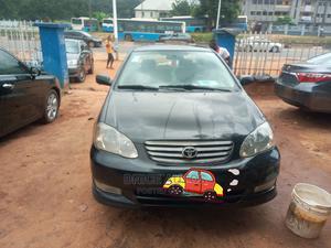 Toyota Corolla 2004 S Black | Cars for sale in Delta State, Aniocha South