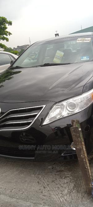 Toyota Camry 2008 2.4 XLE Black   Cars for sale in Lagos State, Apapa