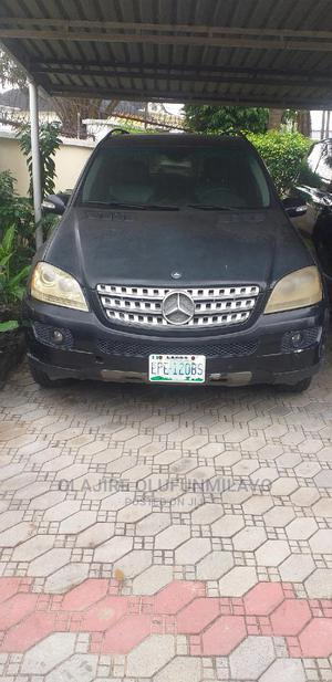 Mercedes-Benz M Class 2007 ML 350 4Matic Black | Cars for sale in Lagos State, Lekki